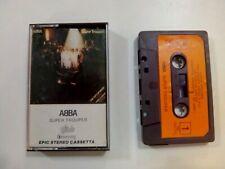 MUSICASSETTA MC ABBA SUPER TROUPER EDIZIONE EPIC STEREO CASSETTA 40 EPC 10022