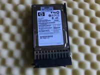 "HP DG07ABAB3 72GB 10K 2.5"" SAS HDD With Tray P/N: 434916-001 431954-002"