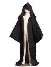 Jedi Sith darth vader Kids Hooded Cloak Robe STAR WARS Children Cape Cosplay