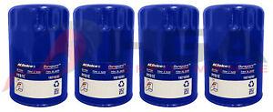 Genuine GM ACDelco Engine Oil Filter PF61E PF61F Set Of 4