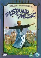 The SOUND OF MUSIC DVD (1965) , NEW / SEALED. JULIES ANDREWS.