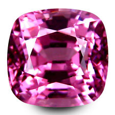 2.13 Cts Wonderful Rich Luster Natural Spinel Sweet Pink Color Cushion Shape