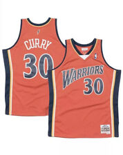 Steph Curry Warriors Throwback Mitchell & Ness Swingman Jersey Sewn/Stitched 3XL