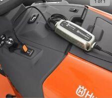 12V Battery C-Tek Charger for Husqvarna YT-GT-LS Tractor's Charging Port: BC 0.8
