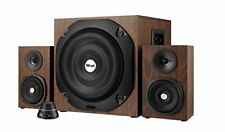 Trust Vigor 2.1 PC Speaker System with Subwoofer for Computer and Laptop, 100 W,