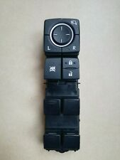 Lexus IS300H driver window control switch LHD