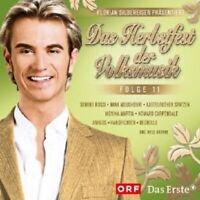 DAS HERBSTFEST DER VOLKSMUSIK (FOLGE 11)  CD NEU
