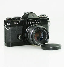 Pentax es 35mm slr film camera c.1972 avec smc takumar f1.8/55mm lens (FZ108)