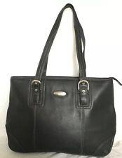 Lge SAMSONITE Leather/Faux Leather Travel/Overnight/Tote/Shoulder Bag / Handbag