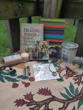 Mystery Witch Treasure Box #102: Candles, Tarot, Bath, Beauty, New Age & Jewelry