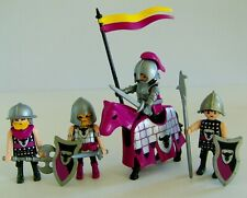 Playmobil Barbarian Knights & Horse with Accessories