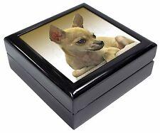 Chihuahua Keepsake/Jewellery Box Christmas Gift, AD-CH31JB