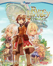 NEW Rune Factory Frontier: The Official Strategy Guide by Thomas Wilde