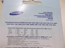 ORIGINALE Samsung Auto Cavo Di Ricarica CAD 300 ABEC/STD
