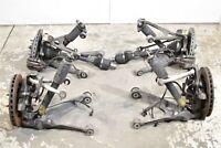 05-13 Corvette C6 Z51 Front Rear Suspension Knee Set Control Arm Calipers Aa6574