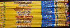 LES SIMPSON : LOT 11 Albums BD (The Simpsons JUNGLE ! Matt Groening)