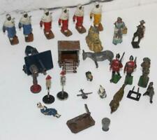 Painted Lead Vintage Toy Soldiers