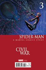 Spider-Man #3 Joyce Chin Civil War Variant Marvel Comic Book NM