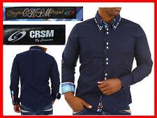 CARISMA (ITALIA) Camisa Hombre S M ó 3XL Tienda 90E ¡Aquí Por  Menos! CA05 N1P
