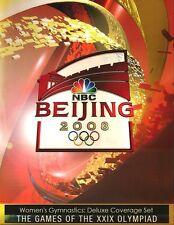 2008 Olympics: Deluxe 5-Disc Set, Gymnastics DVD- Liukin/Johnson/Sacramone/Cheng