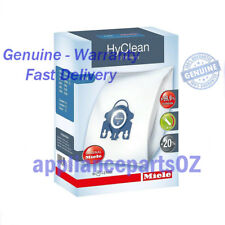 Miele Genuine Vacuum Cleaner Hyclean 3D Dustbags MIE-09917730