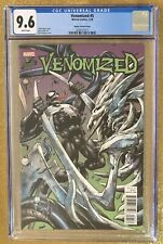 VENOMIZED #5 Mark Bagley Connecting Variant CGC 9.6 Venom Marvel Comic NM