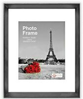 Picture Frame poster frame in Black Wood - Wall Mounted - 16 x 20 inches
