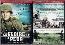 LA GLOIRE ET LA PEUR - Avec Gregory PECK - 1959 - 86 min -  NEUF