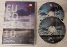 SEDILE originale media systaem E RNS-E Navigation DISC DVD NAVIGATORE SATELLITARE MAPPA Set 2010 VER
