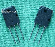 2pairs(4pcs) 2SA1695 & 2SC4468 SANKEN Transistor A1695 & C4468 TO-3P