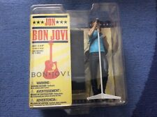 Jon Bon Jovi Action Figure New 2007 McFarlane Toys RARE Limited Item Bon Jovi