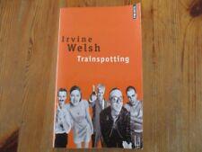 Irvine Welsh, Trainspotting, Collection Points, Editions de l'Olivier