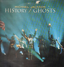 MICHAEL JACKSON - HIStory / Ghosts - Epic