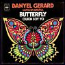 "DANYEL GERARD - SPAIN SG 7"" CBS 1971 - BUTTERFLY / QUIEN SOY YO - IN SPANISH"