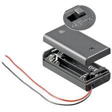 Support de Batterie pour 2x Aa/mignon /lr6 Piles Goobay