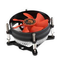 CPU Cooler Cooling Fan Heatsink 2200RPM Hydraulic Bearing for Intel 1155