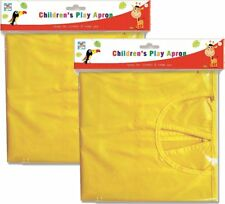 Children PLAY APRON Sleeveless Art Smock Cooking School Craft Painting Drawing