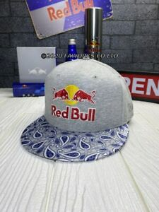 Red bull Athlete only Hat Very Rare New Era Fast Shipping