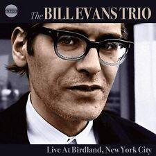 The Bill Evans Trio - Live At Birdland, New York City (2019)  CD NEW SPEEDYPOST