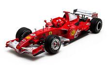 "Mattel Models 1/18 2006 Ferrari 248 F1 Michael Schumacher ""Danke Schumi"""