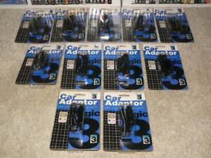 11 x Nintendo Game Boy Car Adaptors ~ Logic 3 ~ NEW