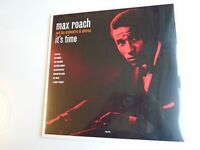 MAX ROACH It's Time UK LP new mint sealed 180g vinyl 2021 new release
