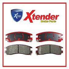 MD714 REAR Semi Metallic Brake Pad Kit For Cadillac 94-05 Deville, Seville 92-04
