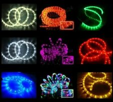 LED Light Strip 48m Warm White Red Yellow Green Blue Colourful