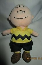 Charlie Brown TY  Beanie Baby  Plays Music,  8 inch