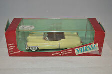 Vitesse Cadillac Eldorado 1950-53 open yellow 1:43 very near mint in box