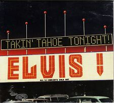 Elvis Presley TAKIN TAHOE TONIGHT - FTD 27 New / Sealed CD