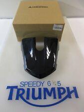 TRIUMPH STREET TRIPLE & R REAR SEAT COWL JET BLACK A9708271 PG 2013 - 2017