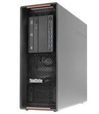 Lenovo P700 Pc Thinkstation Xeon 2x E5-4627v3, Ram 32GB, Ssd 480GB, Quadro K5200