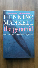 Henning Mankell – The Pyramid (1st/1st US 2008 hb with dw) Wallander